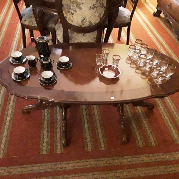 Dvikojis kavos staliukas 5