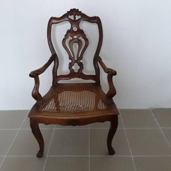 Ypatingas krėslas 1