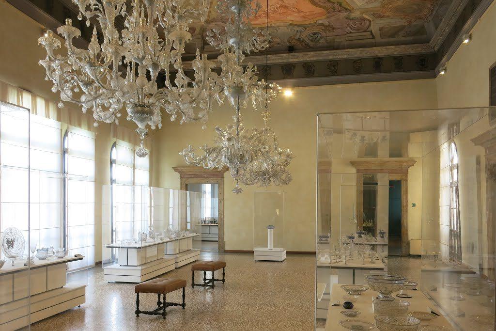 Murano stiklo muziejus (Murano sala).