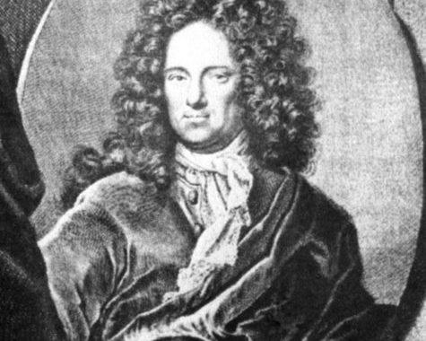 Ehrenfried Walther von Tschirnhaus 1708