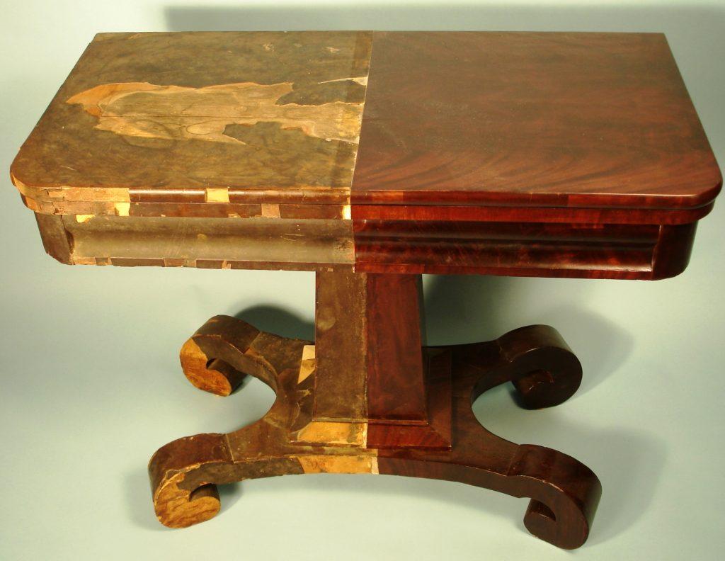 Autentiško objekto vertė yra įtakojama ir priklauso nuo jo būklės, retumo ir istorijos.