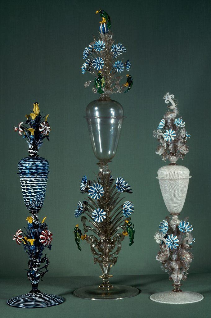 Murano stiklas (18 amžius)