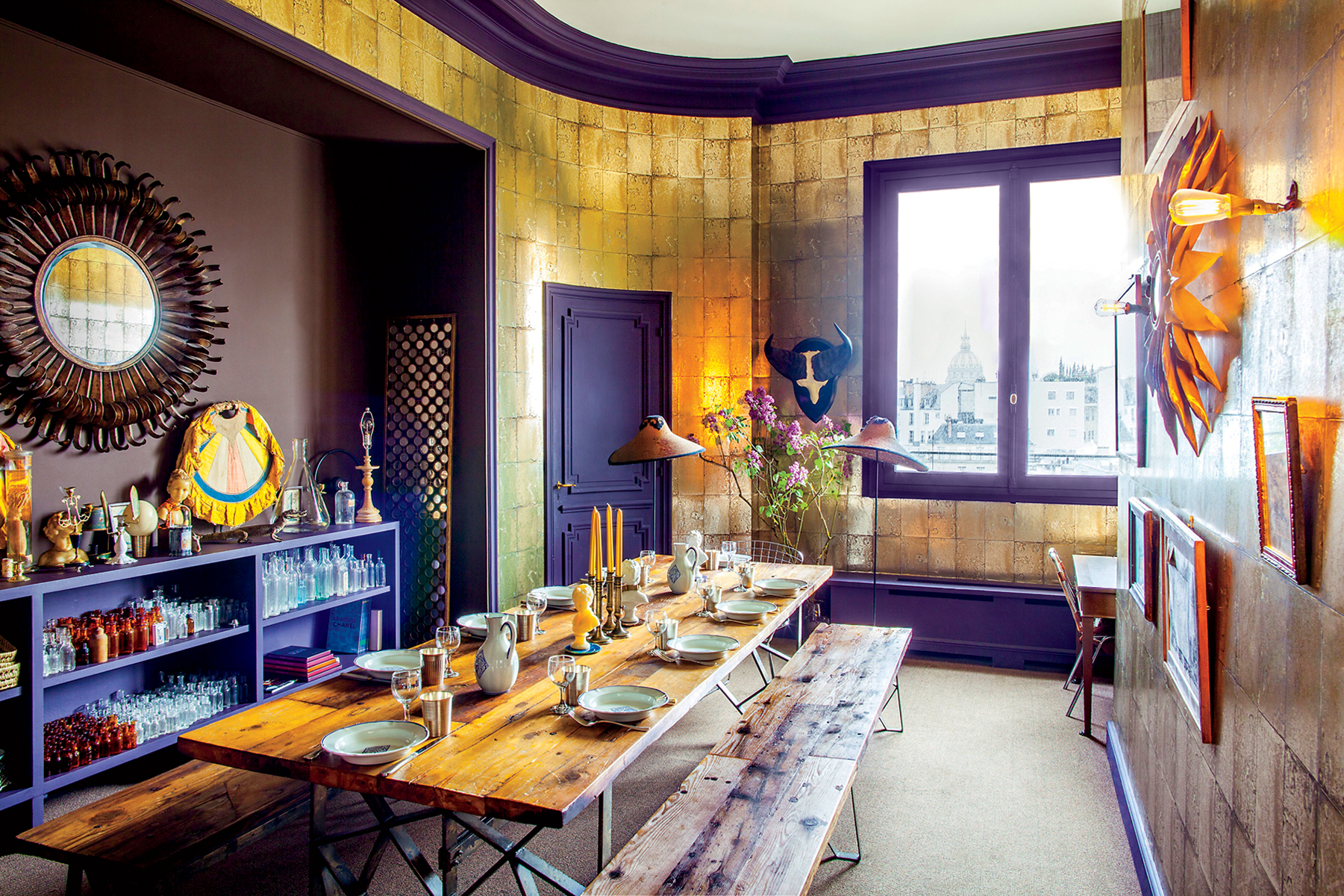 all-about-experimenting-with-the-eclectic-decor-youd-never-guess-throughout-eclectic-interior-townhouse-quiet-and-elegant-eclectic-interior-townhouse
