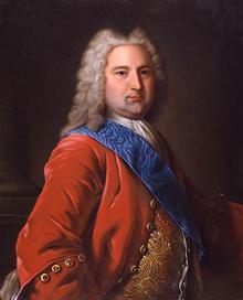 Hercogas Ernstas Johanas von Bironas