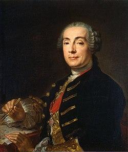 Architektas Bartolomėjus Frančeskas Rastrelis
