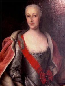 Hercogienė Benigna Gottlieb von Trotha