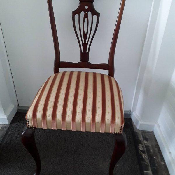 Kėdės dryžuotos KD-18 1