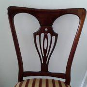 Kėdės dryžuotos KD-18 3