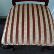 Kėdės dryžuotos KD-18 5