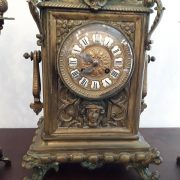 Laikrodis su žvakidės LK-2 4