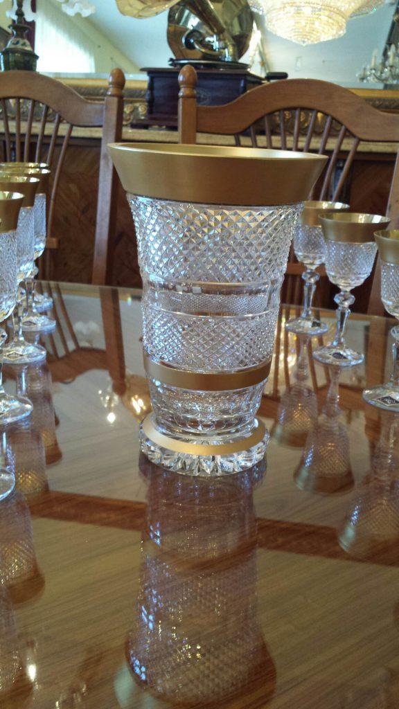 Caesar Crystal Bohemiae krištolinė vaza 230,00€