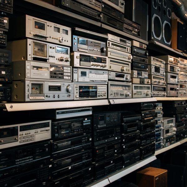 Audio aparatūra (1a)